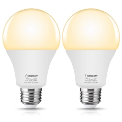 LOHAS LED Smart Bulb Work with Alexa and Google Home,A21 E26 10W,Soft White 3000k,Dimmable