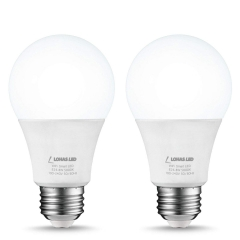 LOHAS LED Smart Bulb Work with Alexa and Google Home,A19 50W E26,Daylight,Dimmable