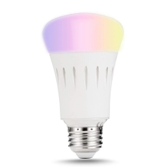 LOHAS LED Smart Bulb Work with Alexa and Google Home, Wi-Fi Light Bulb, A19 E26 9W RGB Dimmable