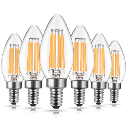 E12 Filament Vintage Light Bulb