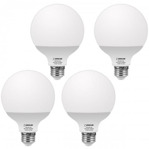 Lohas Led G25 Globe Bulb 60w Equivalent
